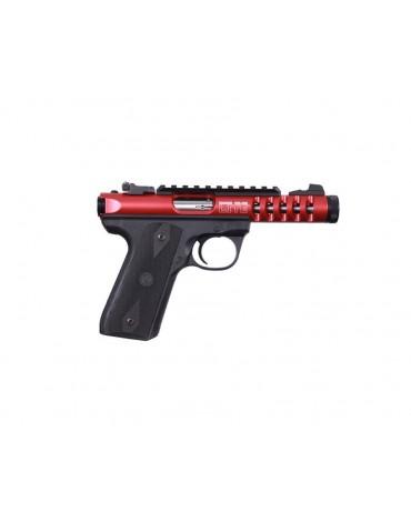 Ruger MKIV 22/45 Lite (red)