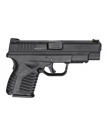 SPRINGFIELD ARMORY XDS Slim 9 MM 4""