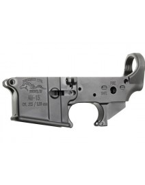 ANDERSON STRIPPED AR-15 LOWER RECEIVER .223/5.56 ALUMINUM