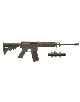 "BUSHMASTER CARBON 15 ORC 16"" BARREL,.223/5.56 NATO, WITH RED DOT"
