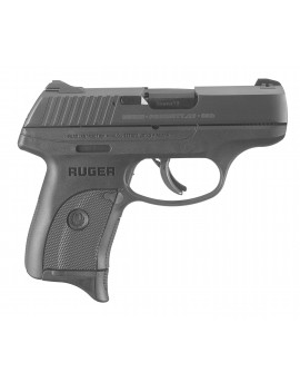RUGER LC9S COMPACT 9 MM PISTOL STRIKER FIRED