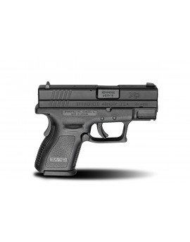 "SPRINGFIELD ARMORY XD SUBCOMPACT 9 MM 3"" (Firearms)"