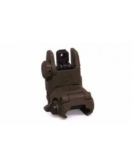MAGPUL MBUS GENERATION 2 FLIP-UP REAR SIGHT (OLIVE DRAB)