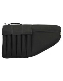 "Tactical Submachine Gun Case 24 1/2"" in Black"