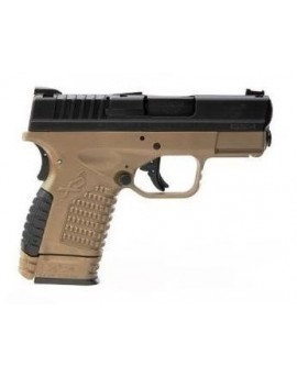 Springfield Armory XD-S 45ACP with Essentials Package