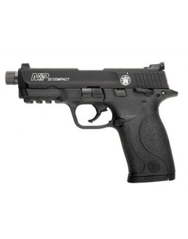 S&W M&M 22 Compact 22LR with Threaded Barrel