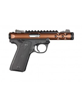 Ruger Mark IV 22LR Bronze