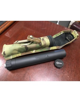 Advanced Armament Ti-RANT .45 Suppressor