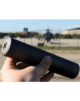 GEMTECH TREK-T 5.56 SUPPRESSOR IN TITANIUM